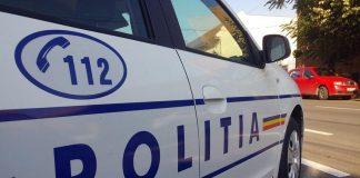 Șofer reținut pentru că nu a oprit la semnalul polițiștilor