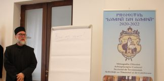 Pr. dr. Gabriel Sorescu, consilier în cadrul Sectorului de învăţământ, activităţi cu tineretul şi catehizare