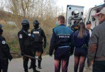 (sursa foto adevarul) Trei persoane au fost reținute în urma scandalului de la Scoarța