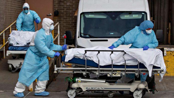 Au fost raportate 95 de decese (54 bărbați și 41 femei)