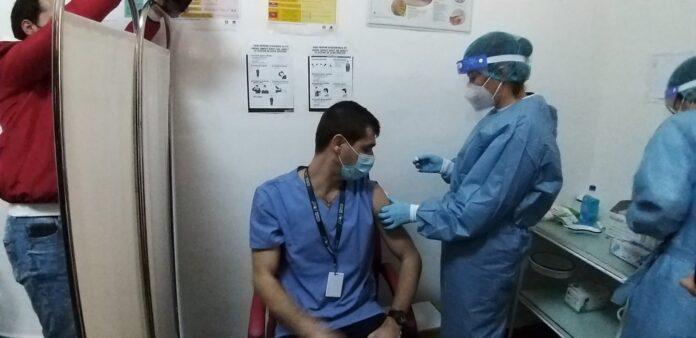 A crescut numărul medicilor de familie implicați în campania de vaccinare