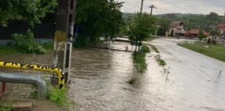Inundatii in județul Dolj