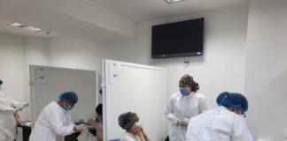 Rata națională de infectare cu coronavirus a ajuns la 0,22