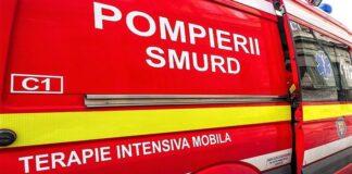 Gorj: Accident rutier cu șase răniți la Drăguțești