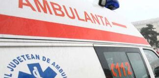 Gorj: Femeie rănită într-un accident la Răchiţi